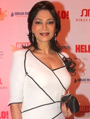 Simi Garewal on Bollywood's role in educating the masses!