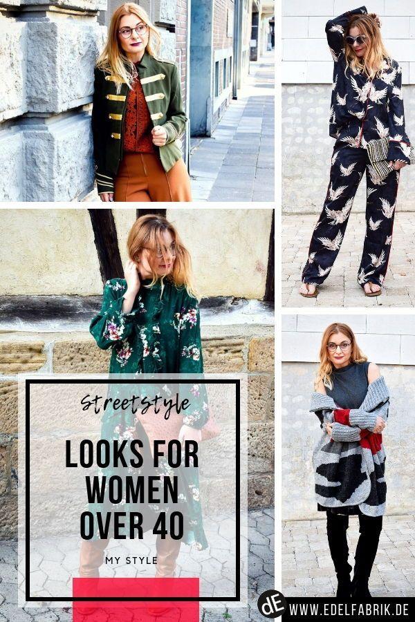 Mode Fur Frauen Ab 40 Outfits Inspiration U40 Fashion Outfit Inspirationen Frauen Ab 40 Outfit