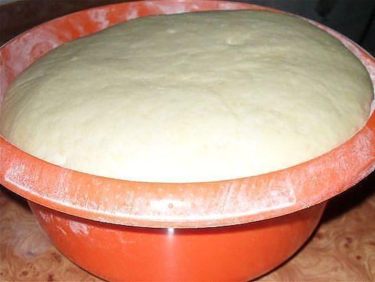 Универсальное тесто на майонезе. Подходит для любой выпечки!.