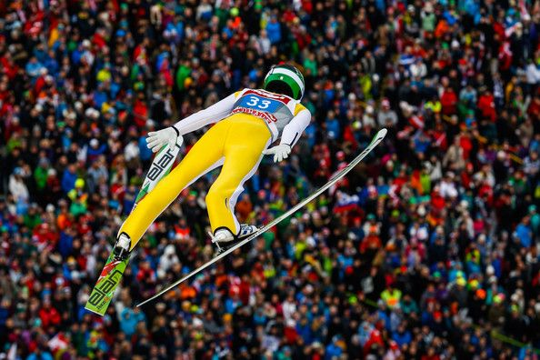 Peter Prevc Photos: FIS Nordic World Cup - Four Hills Tournament Day 2