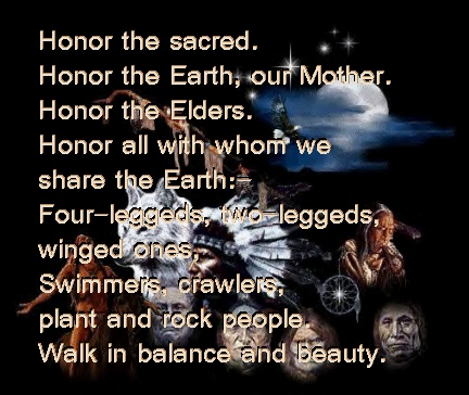 We embrace Native Teachings in our spiritual beliefs and respect earth based teachings about the sacredness of life on Mother Earth and all her inhabitants.: Mothers Earth, Native American, Animal