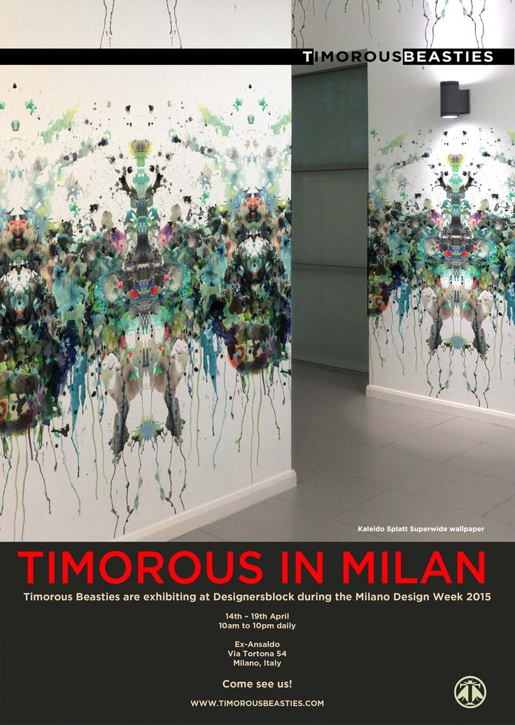 Designersblock, Milan #milandesignweek