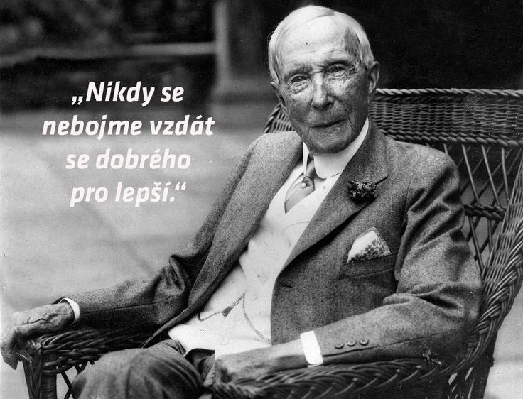 10 důležitých rad slavné rodiny Rockefellerů | Businessleaders.cz