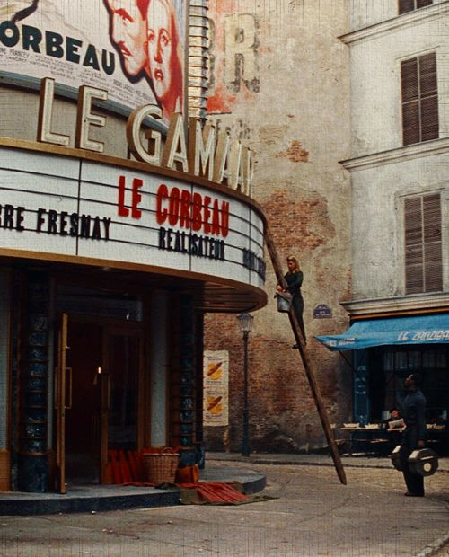 Paris as envisaged by Quentin Tarantino in Inglorious Basterds