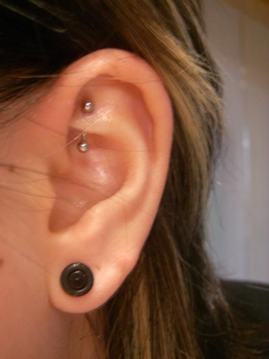 Rook piercing :) I want to get this done.