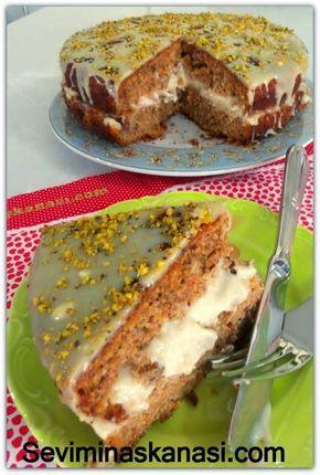 Havuçlu Kek Pasta TarifiHavuçlu Pasta TarifiHavuçlu Pasta Nasıl Yapılır ?