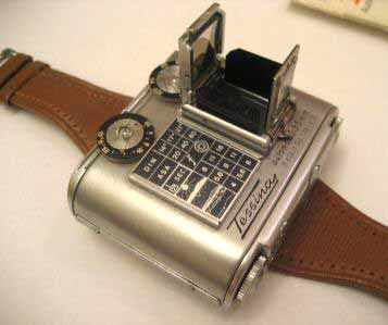 Watchismo Times: Subminiature Camera Watches - Spy Watches Part II