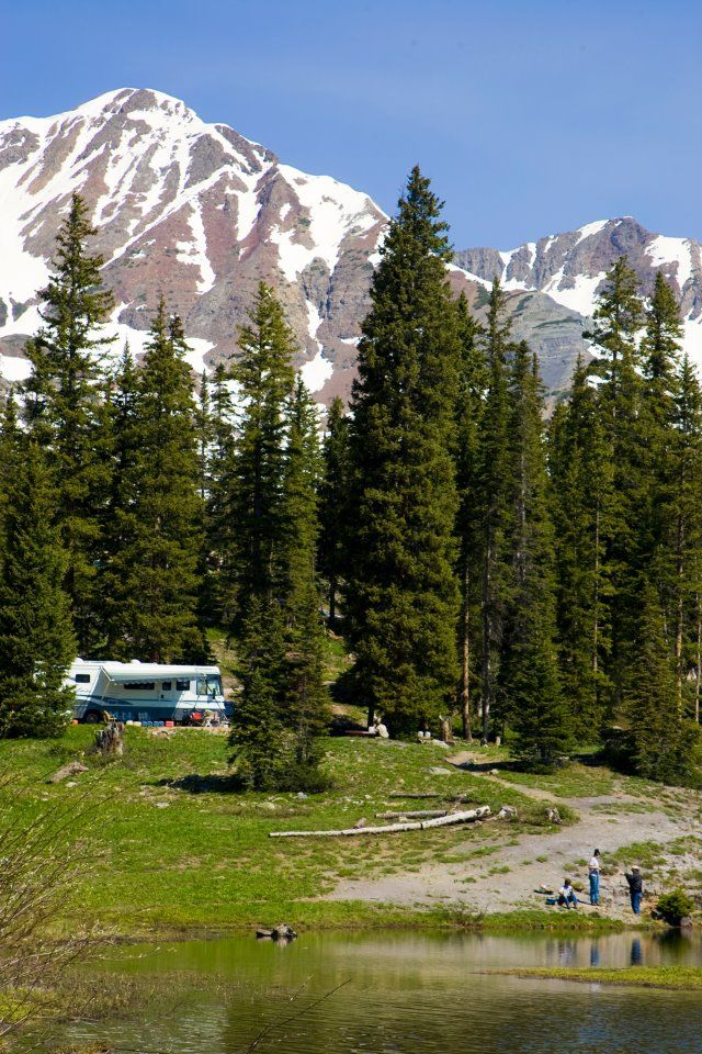 Camping In Colorado Is The Best Nothing Like Combination Of Nature And Mountains As Your
