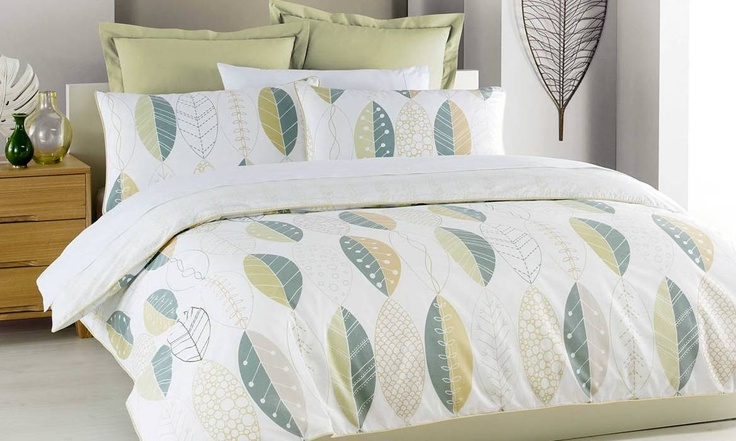 Petra Bed Linen by Nu Edition from Harvey Norman New Zealand