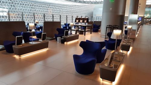 Qatar Doha Lounge | Flat Beds #qatar #doha #dohaairport #qatarairways #businessclass #lounge