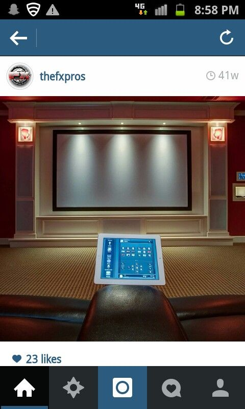 Best home theater project