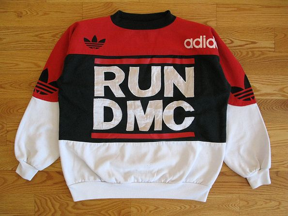 It really doesn't get much better than this RUN DMC crew sweater. A bit on the pricey side but if you got the cash then this is well worth it. Sold by union-made it's a size medium and …