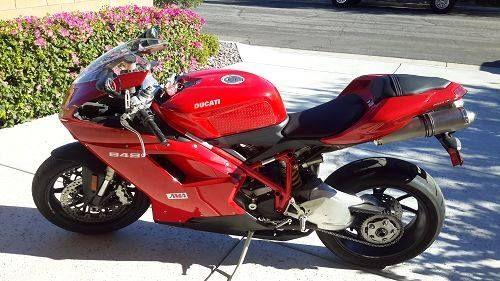 2008 Ducati Superbike 848 - La Quinta, CA