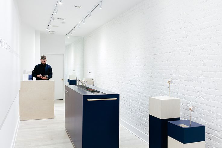 Anglo-Swedish watch label Larsson & Jennings prepare for global domination as they open their first U.S. store in the heart of New York City.