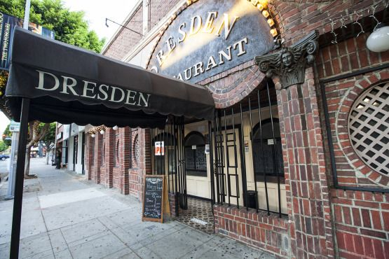 Dresden Restaurant | 1760 N Vermont Ave between Franklin Ave & Hollywood Blvd | Nightlife | Time Out Los Angeles