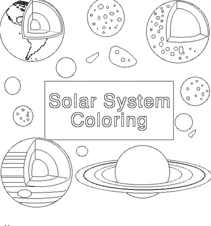 Solar System Coloring Pages Pdf In 2020 Solar System Coloring Pages Planet Coloring Pages Space Coloring Pages