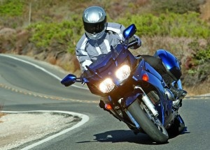 2012 Yamaha FJR1300, featured in the December 2012 issue of Rider magazine.