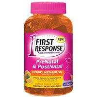 Has anyone tried #First Response PreNatal Gummy? We did!   https://prenatals.com/first-response-prenatal-gummy-review/