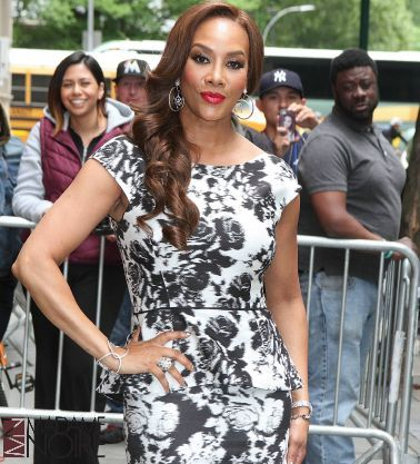 "Vivica Fox added to the cast of ""Empire."" She's supposed to be playing Cookie's oldest sister."