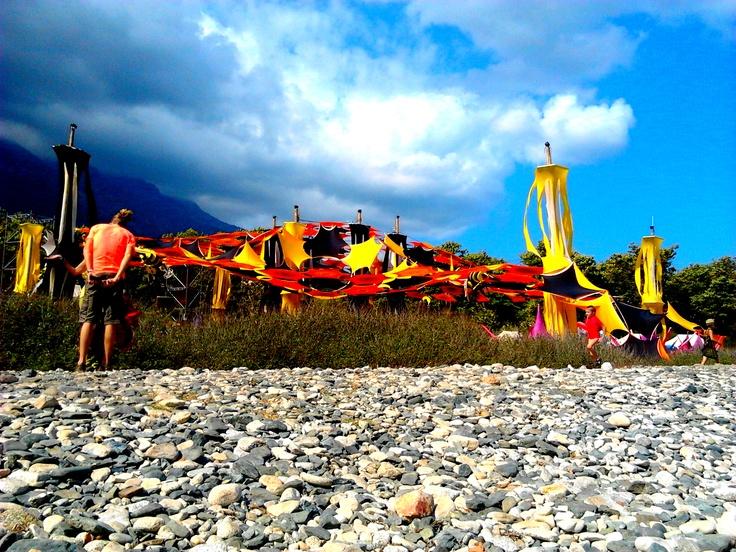Aurora Festival 2011. - Samothraki Island