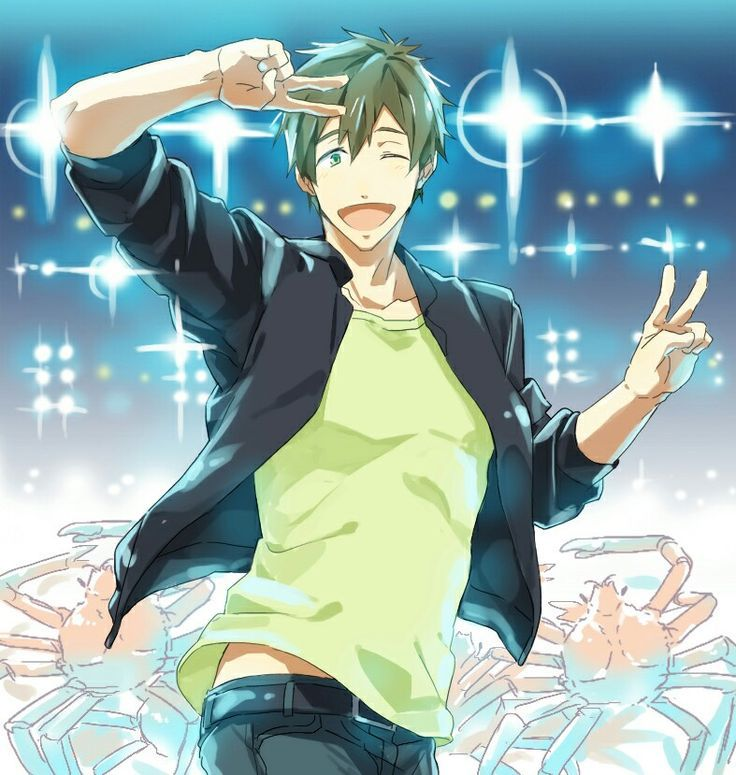 Image result for makoto from free hot