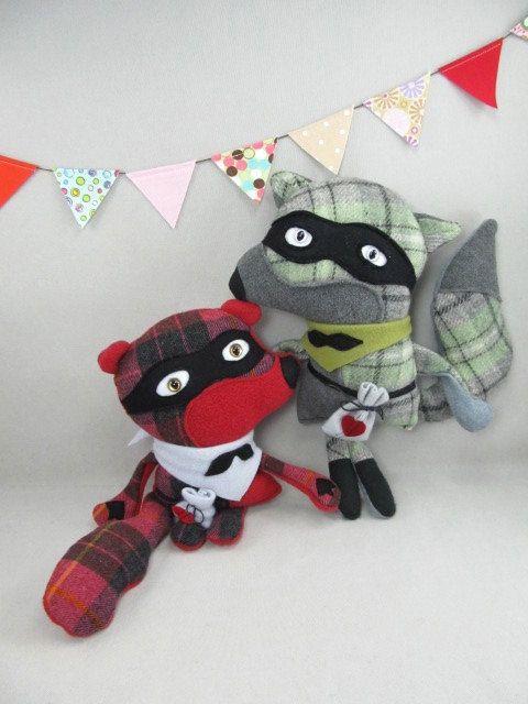 Viola Studio's clever stuffies