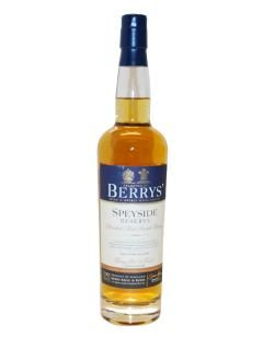 Berry's Speyside Reserve Selected by Berry's 10 år - 46 % - 70 cl.
