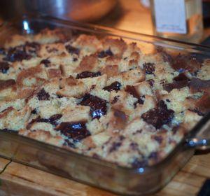 Newfoundland Seven Cup Pudding Recipe