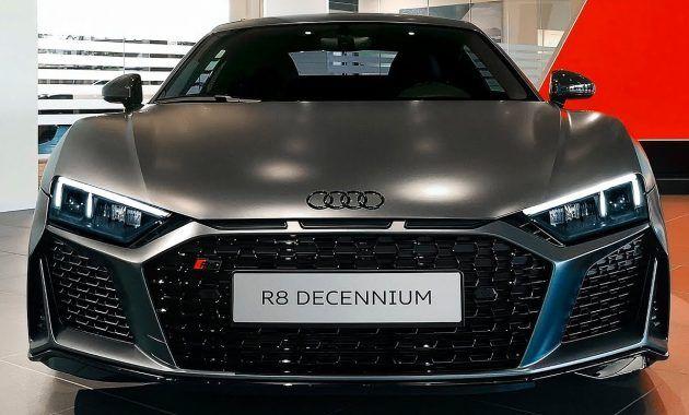 Best Review 2020 Audi R8 V10 Decennium For Images Autos