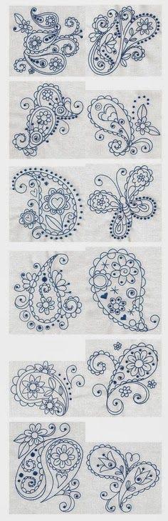 Tartas, Galletas Decoradas y Cupcakes: Tutorial Filigranas, Adornos y Ornamentos//lots of patterns!!!