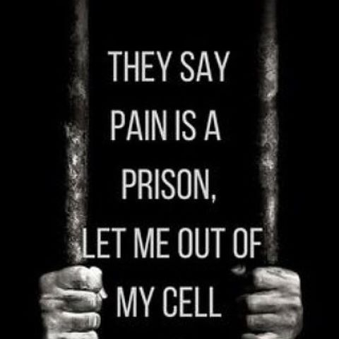 They say pain is a prison, let me out of my cell. -NF #nf #nfrealmusic #music #rap #rapper #rapzilla #christian #christianmusic #christianrapper #christianrap #lyrics #quotes #therapysession #intro #intro2 @nfrealmuzic @nfrealmusic_fans @nfrealmusik_ @nfreealmusic @daniidv1_xx @officialnfmusic @officialnffan @nfrealmusic_