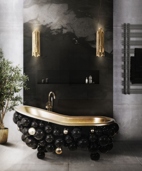 MAISON ET OBJET 2017: LUXURY BATHROOMS BY LUXURY LIVING GROUP