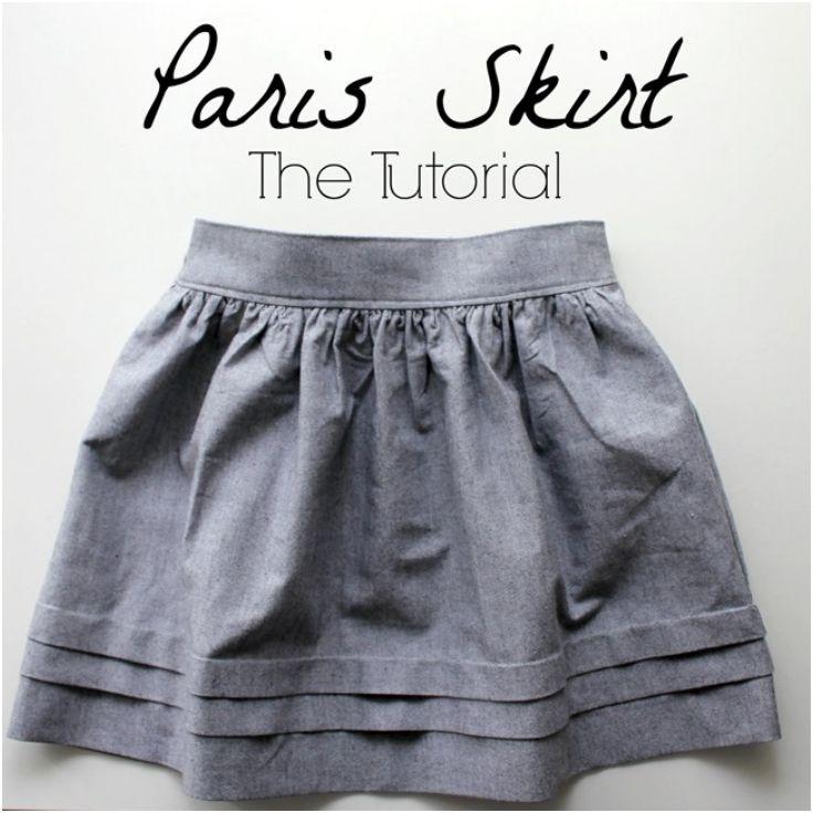 Paris Skirt