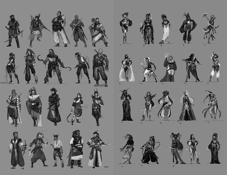 Character Design Thumbnails : Best character design inspiration images on pinterest