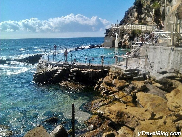 Bronte Beach in Sydney: http://www.ytravelblog.com/beaches-in-australia/ #travel