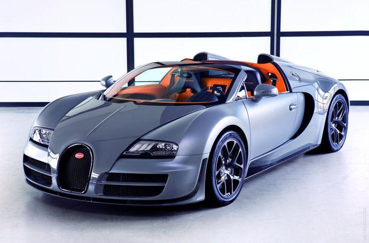 Luxury Cars  :   Illustration   Description   2012 Bugatti Veyron 16.4 Grand Sport Vitesse