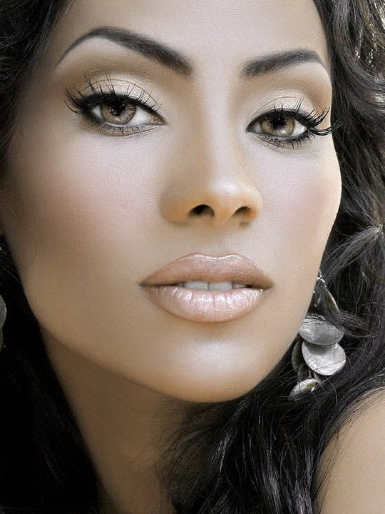 Make Up For Brown Eyes | Eye Make-Up Art Designs For Girls » Eye Make-Up Art Designs For Girls ...