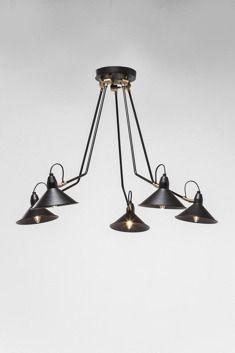 Kare design :: Lampa sufitowa Spider 5-lite 36681 | 9design.pl Warszawa