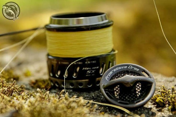 Kołowrotek Okuma Helios SX #wędkarstwo #spinning #reel #kołowrotki