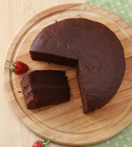 SPONGE CAKE CHOCOLATE Sajian Sedap