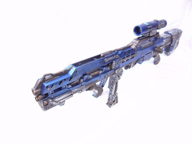 Nerf Longshot CS-6 - 1 by Neo-Creations.deviantart.com on @DeviantArt