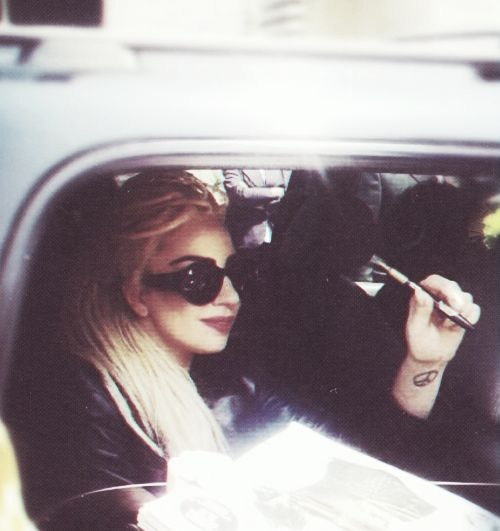 Lady Gaga vaping with that signature smile  http://VAPEMagazine.com @vapemagazinecom #vapemagazine