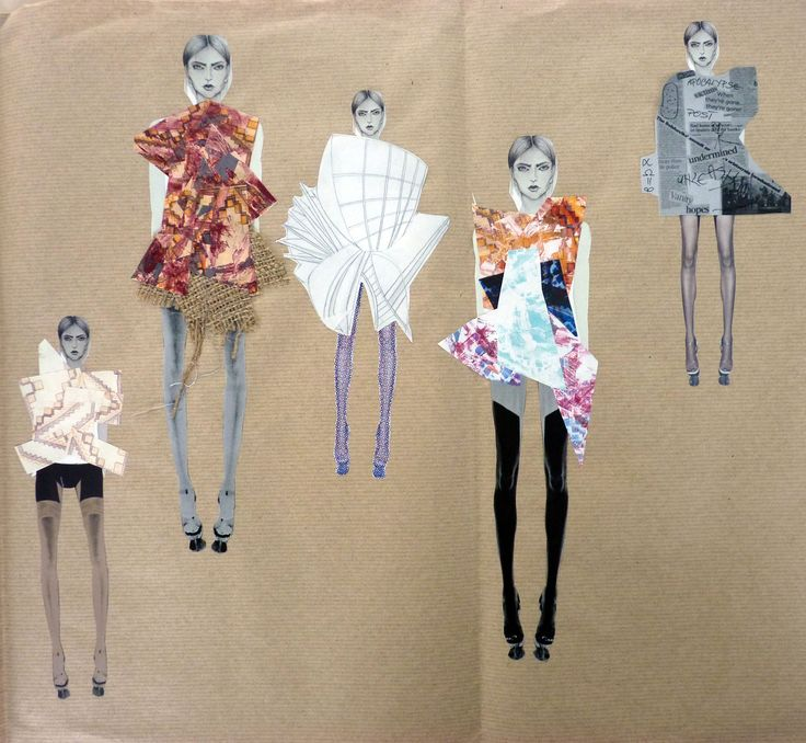 Fashion and Textile Design: Teodora Ciocoiu