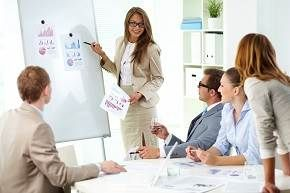 How to Improve Presentation Skills as Part of Spoken English Communication Skills - http://SpokenEnglishIndia.com/presentation-skills/