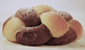 Soffici intrecci bicolore arricchiti dalla mia profumatissima marmellata di mandarini con scorzette.               Gr. 600 farina tipo 1 p...