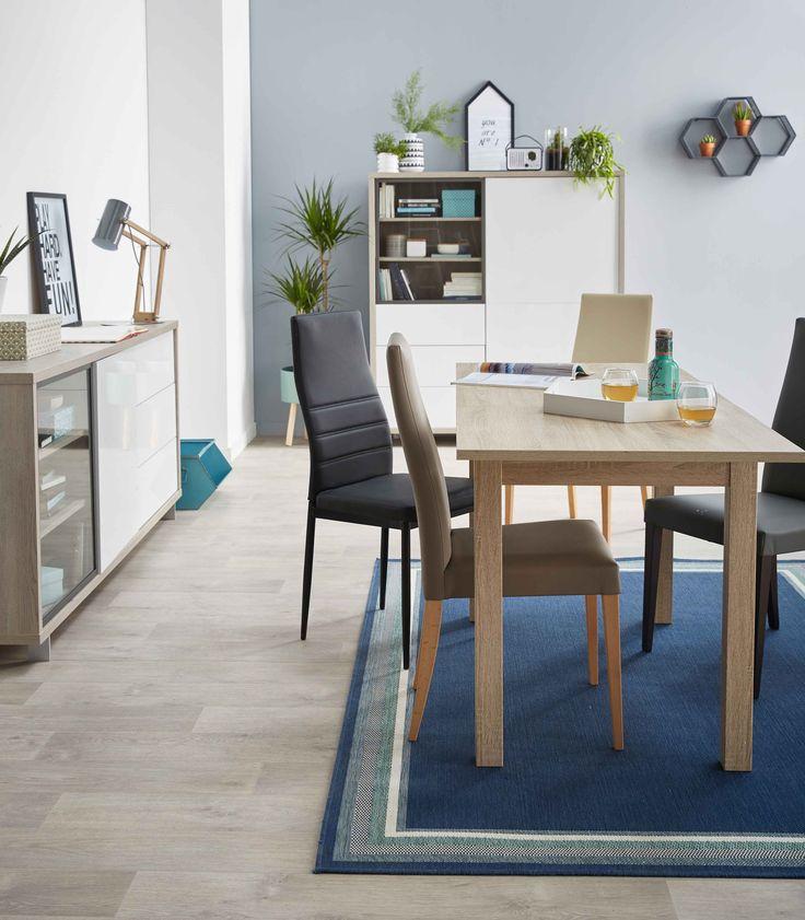 best 25 buffet blanc laqu ideas on pinterest buffet laqu buffet chene and bahut bas. Black Bedroom Furniture Sets. Home Design Ideas