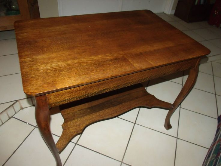 OAK LIBRARY TABLE 36  L x 24. 8 best Antique history of furniture images on Pinterest