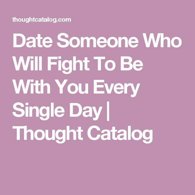 Online dating thought catalog