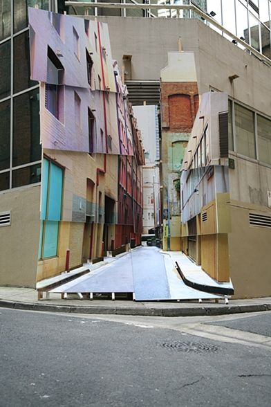 Architectural Site Specific Public Art