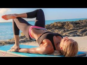 This 15 minute workout is the perfect full body toning routine that will work every muscle in your body from head to toe. Using only your own body weight you...